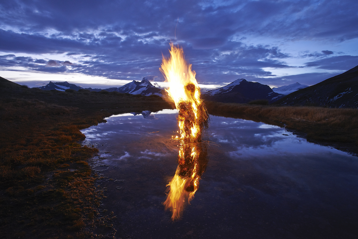 Burning Issues © Martin Hill and Philippa Jones