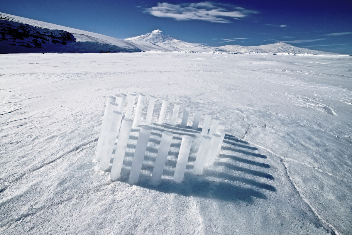 Fine Line Antarctica © Martin Hill and Philippa Jones