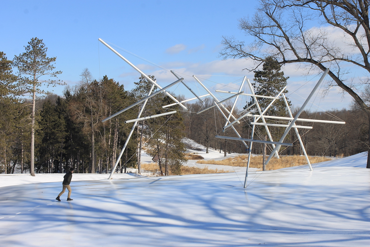 © Photos are by Jeffrey Jenkins and Courtesy Storm King Art Center