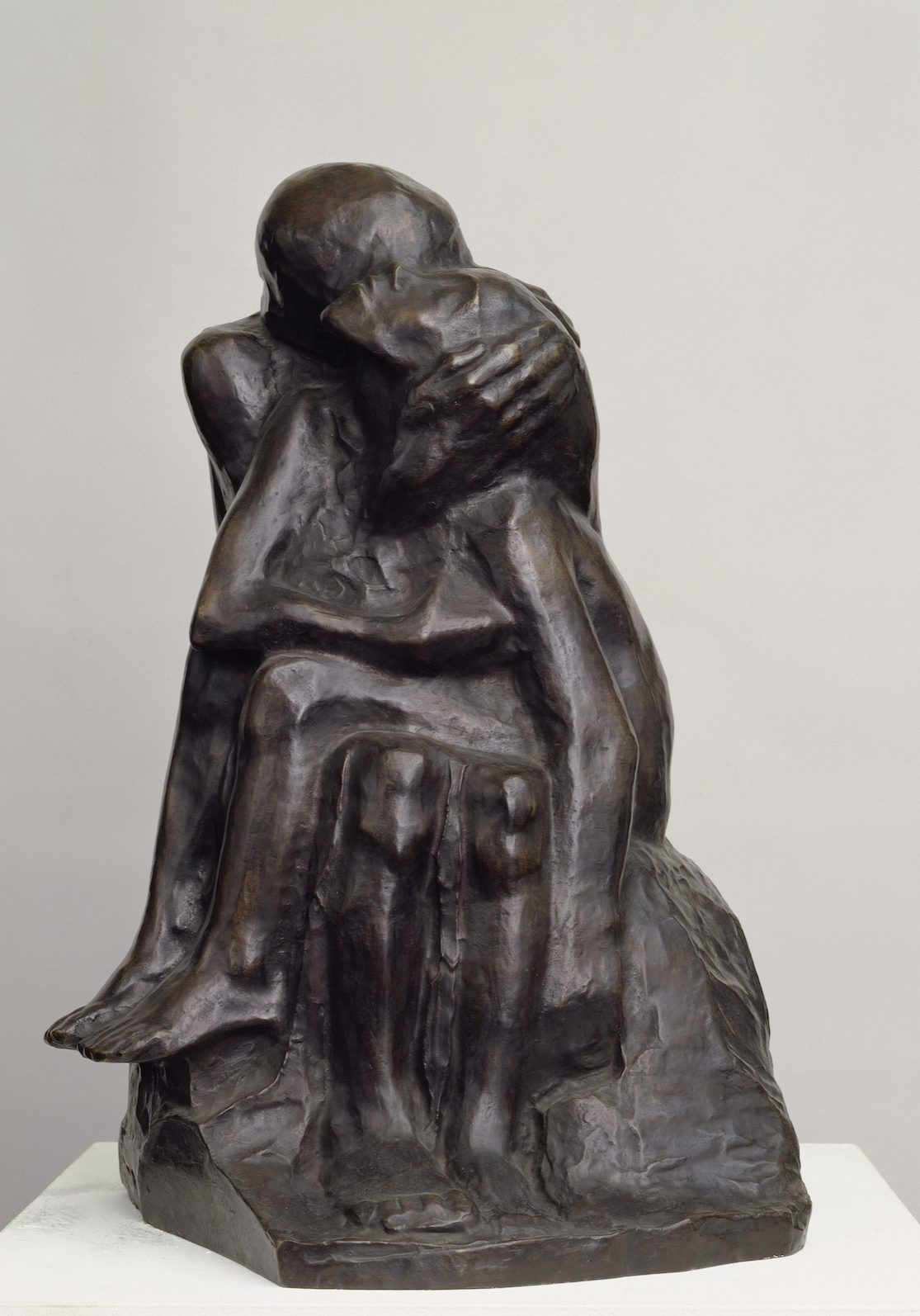 Käthe Kollwitz, Liebespaar II, 1913 © Staatliche Museen zu Berlin, Nationalgalerie / Roland März